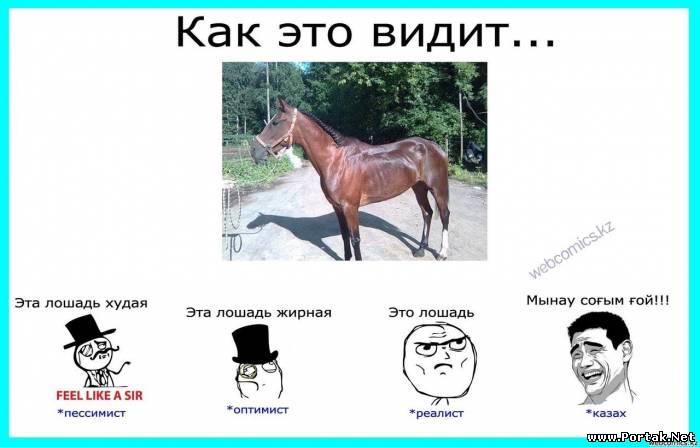 смешные картинки про казахов люди все